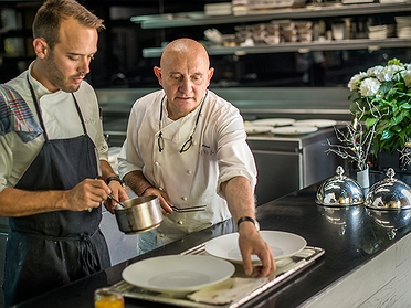 Toño Pérez ('Atrio'): sus restaurantes favoritos