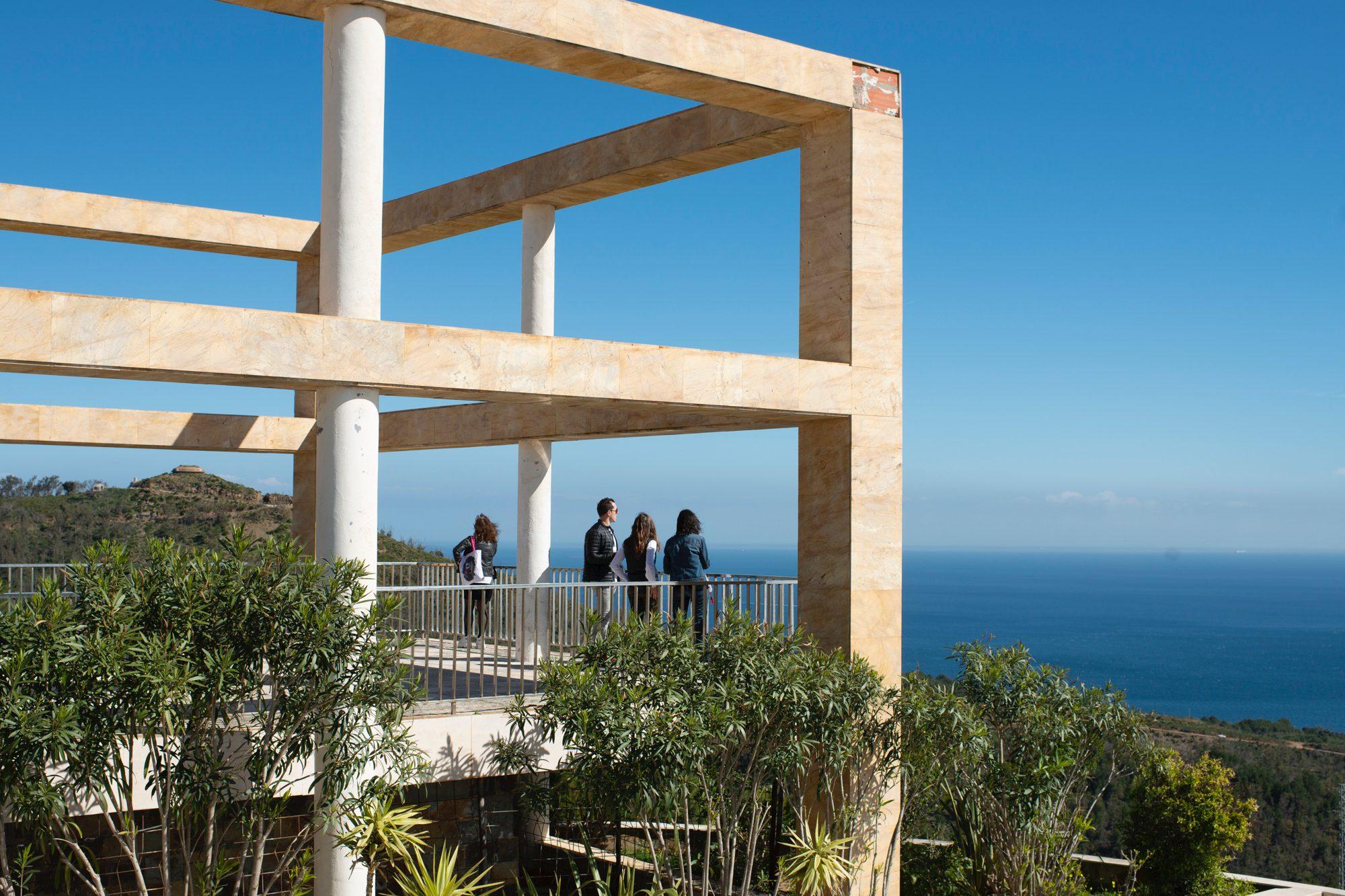 Mirador de Ceuta: Atalaya de Isabel II