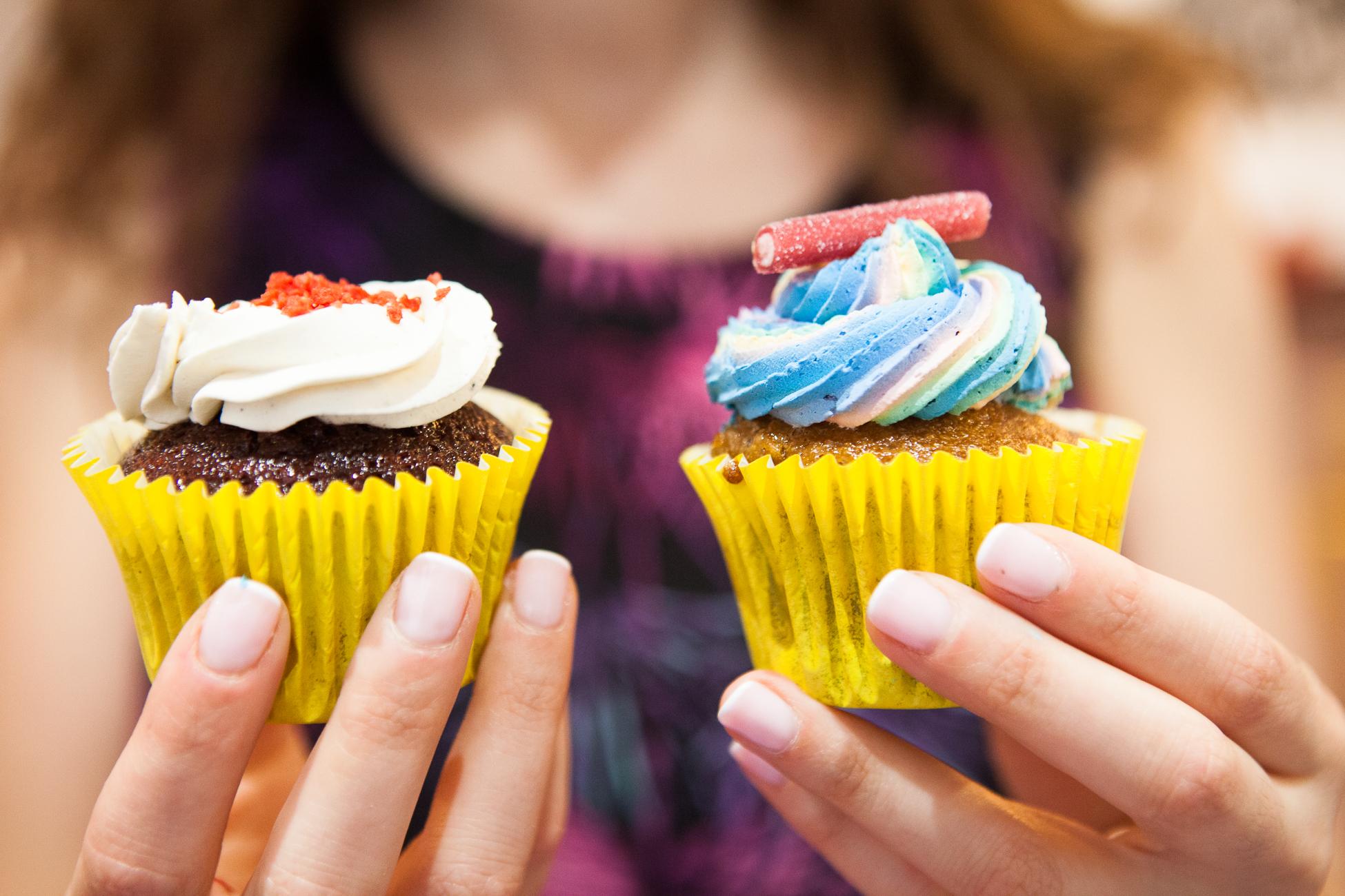 """Los dulces de 'Freedom Cakes' están """"libres de sufrimiento animal"""" y liberaron a su dueña de su anterior trabajo."""
