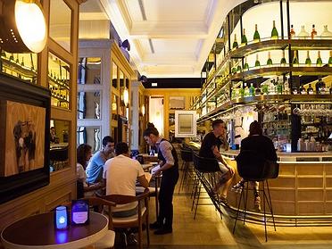Bares y barras de hotel (Madrid)
