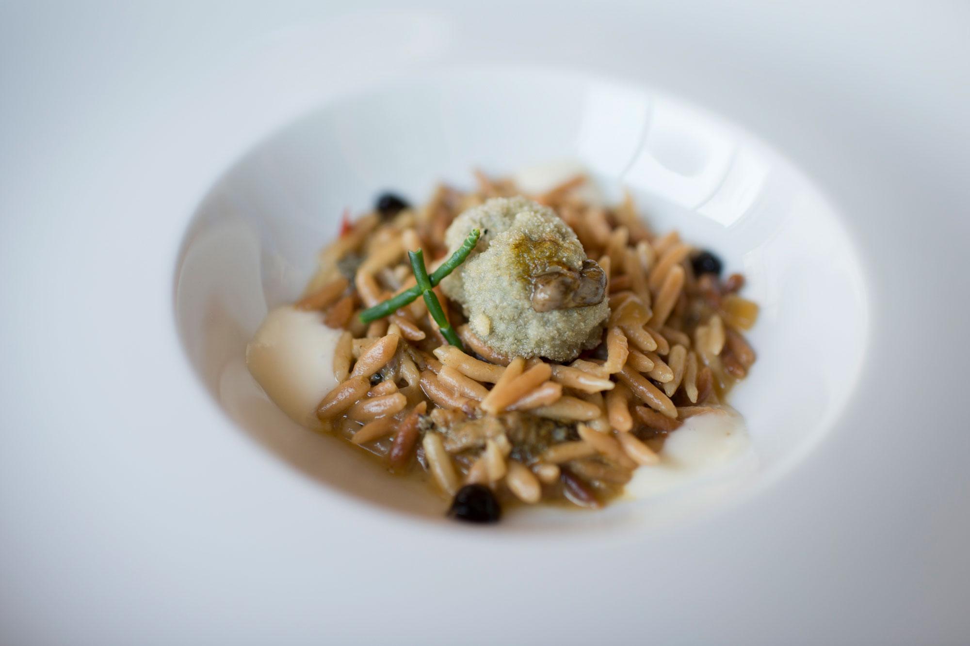 Los gurullos son uno de los platos más típicos de la gastronomía almeriense.