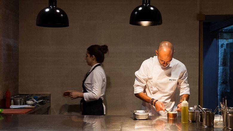 Restaurante 'Maruja Limón' (Vigo): cocina gallega de autor