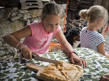 Receta de empanada gallega versión niños