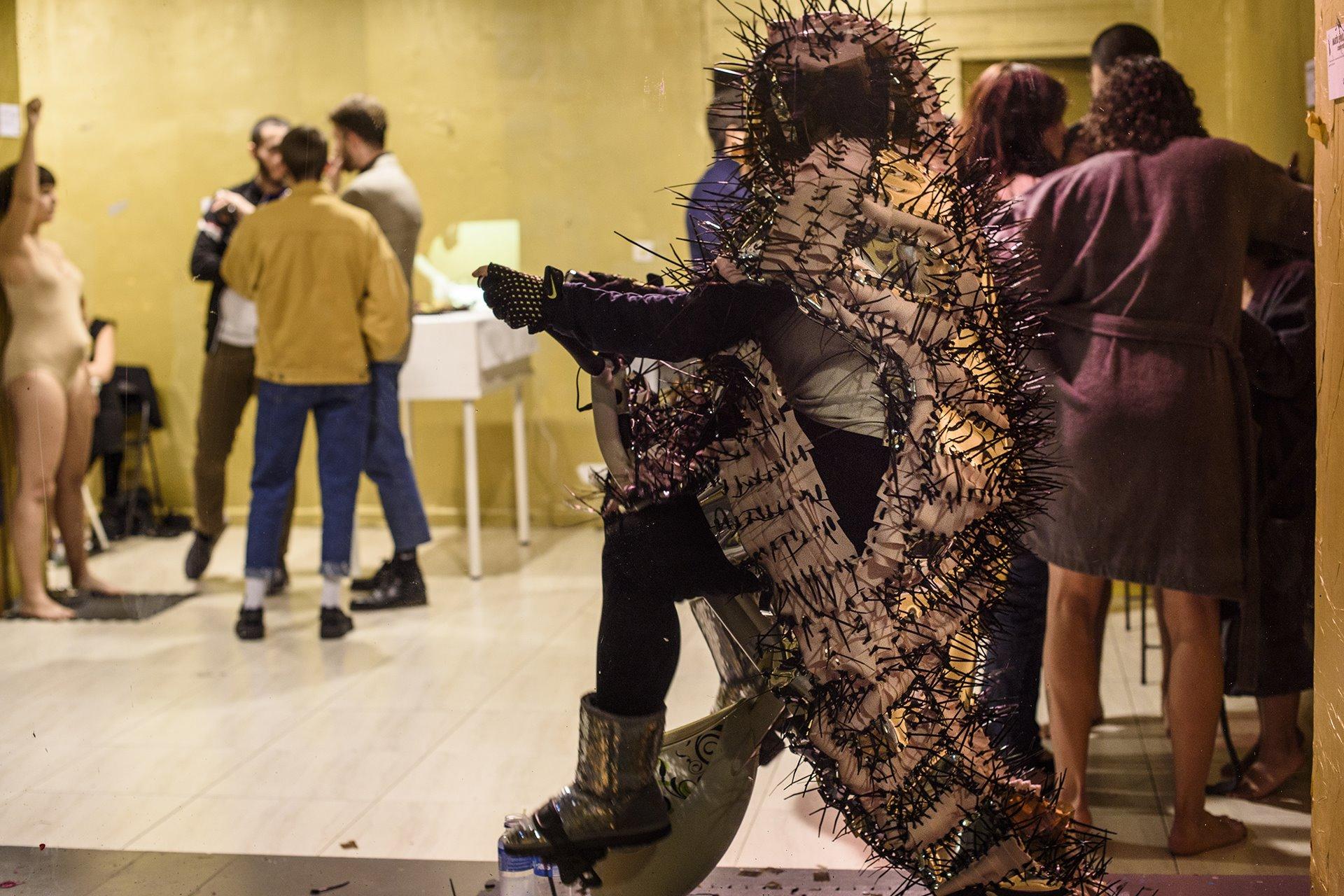 La Juan Gallery - performance