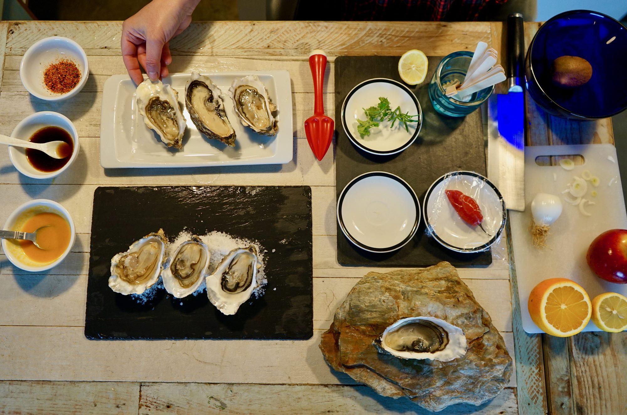 Listos para Somos la ostra, el festival gastronómico de Castropol.
