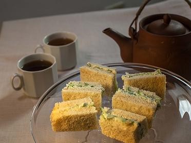 Recetas para meriendas con té - meriendas británicas