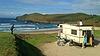 50 rutas en furgo por España: Playa de Pantín (Valdoviño, A Coruña)