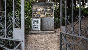 Cementerio de La Florida de los héroes del 2 de mayo
