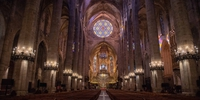 Mallorca vacía: Catedral de Palma