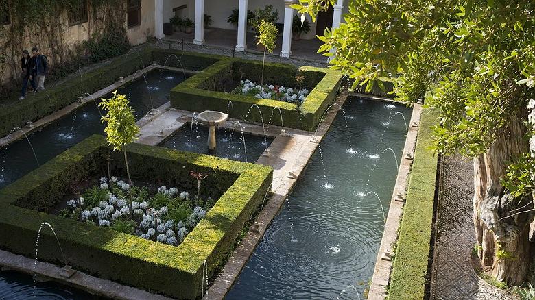 Consejos para visitar El Generalife (La Alhambra, Granada)