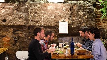 Restaurantes de Embajadores y Lavapiés (Madrid)
