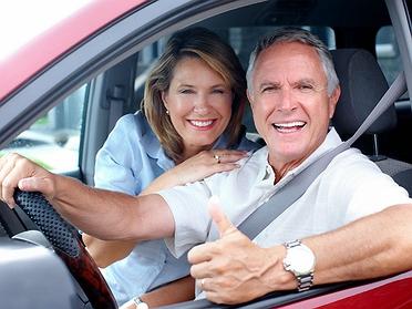 Conducir a edad avanzada