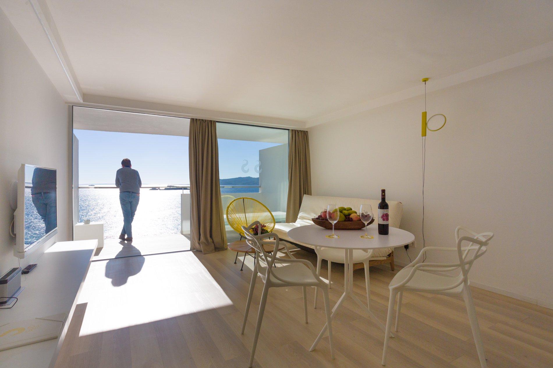 Apartamentos boutique 'Sud Ibiza Suites' en Eivissa.