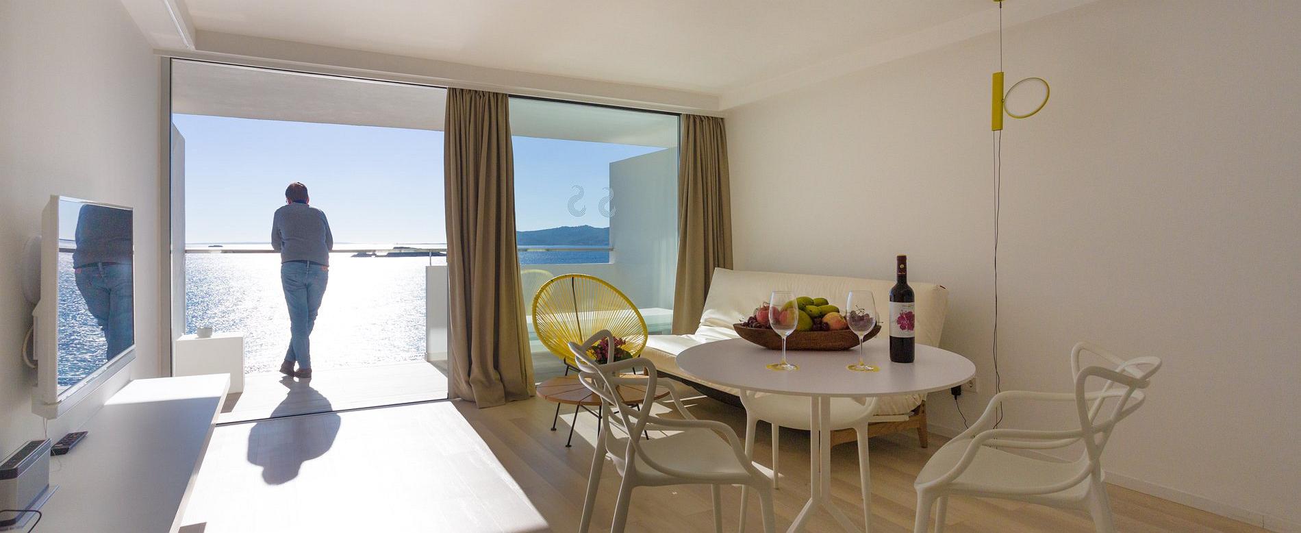 Apartamentos 'Sud Ibiza Suites' de lujo en Eivissa (Ibiza)