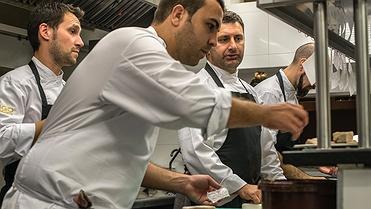 Víctor Martín ('Trigo', Valladolid): sus restaurantes favoritos