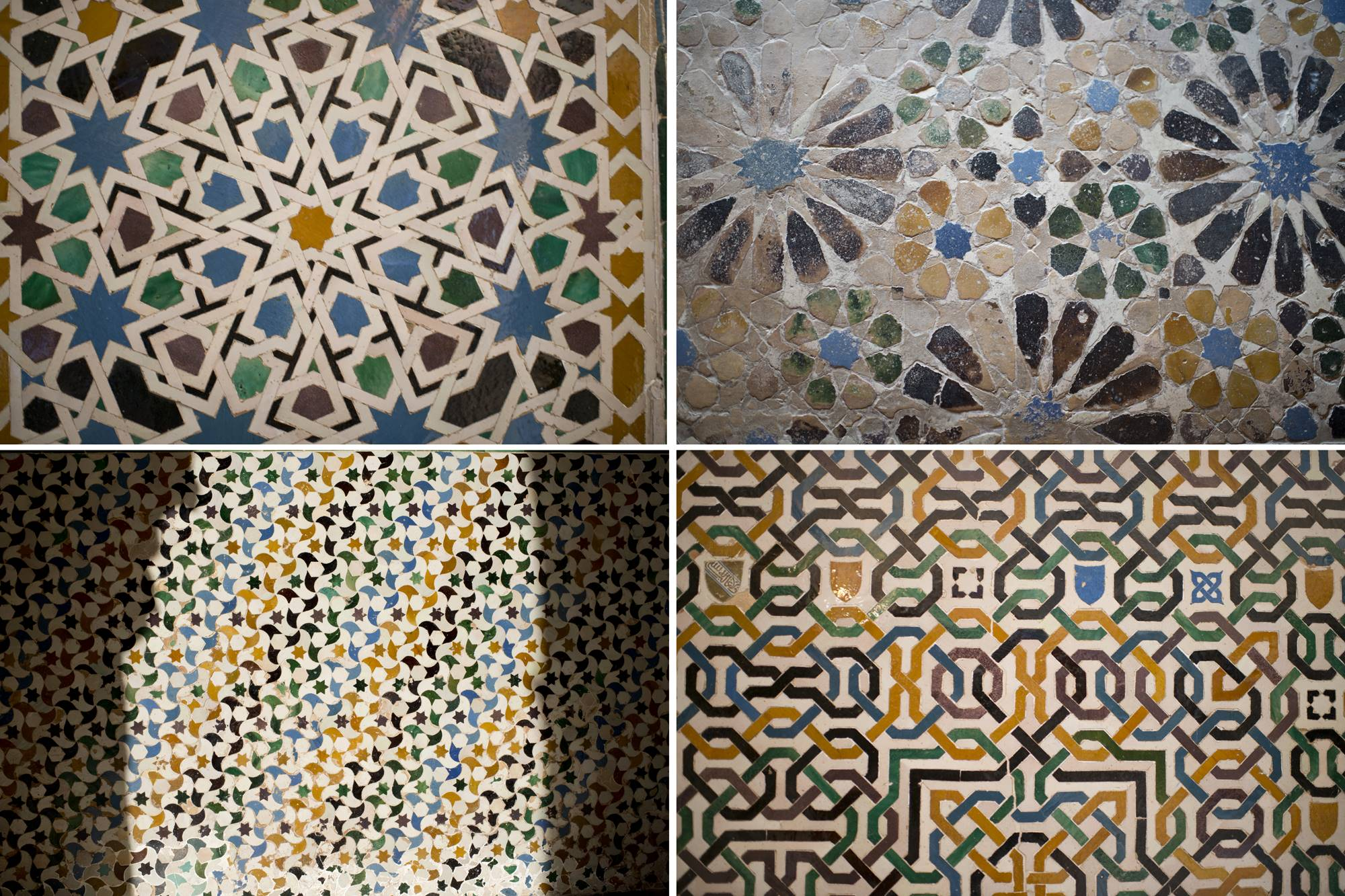 azulejos alhambra