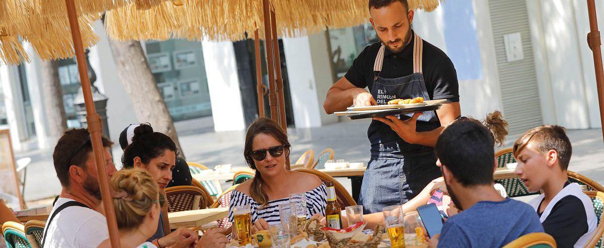 Restaurantes 'Sucar', 'El rincón del Mercado', 'Toshi restaurant' y 'Yarza' (Valencia)
