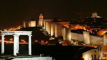 Ciudades en 48 horas - Ávila