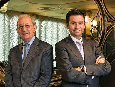 José y Pere Monje ('Via Veneto')