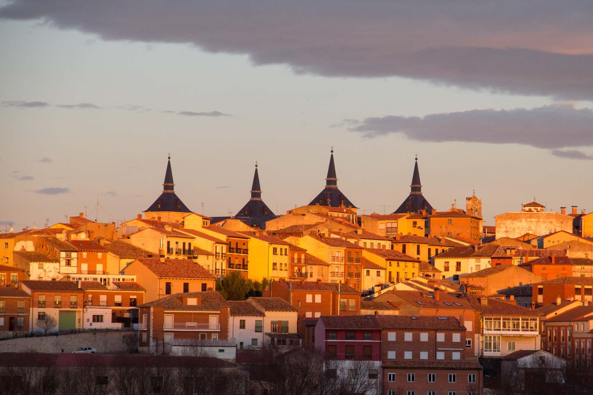 Lerma será la ciudad que acoja en 2019 Las Edades del Hombre. Foto: Shutterstock.