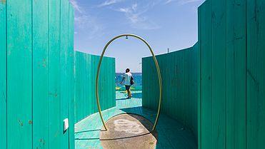 Hoteles art decó en Ibiza