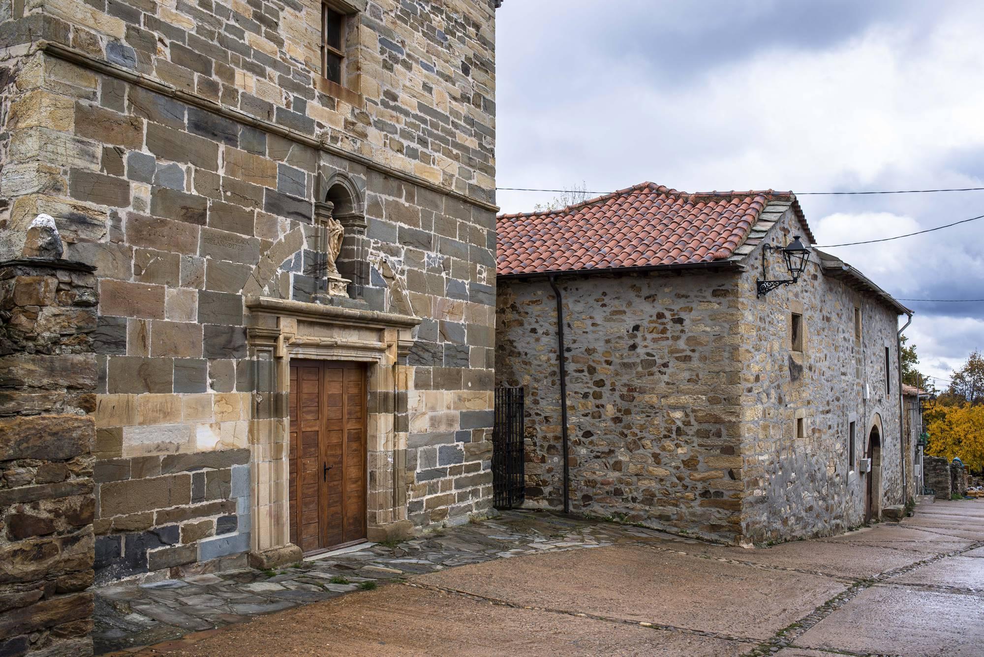 La ermita de San José que da pie a la leyenda del americano de las arcas.