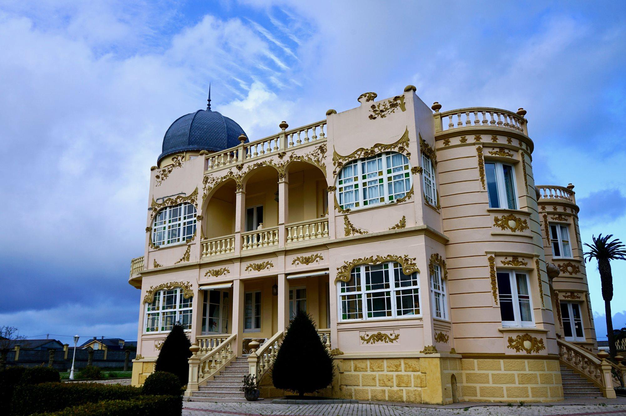 Palacete Peñalba