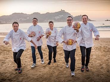 Los cinco nuevos restaurantes 3 Soles Guía Repsol 2019
