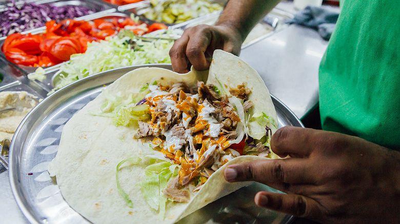 Kebabs en Barcelona: los mejores kebabs de Barcelona