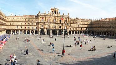 Salamanca en 48 horas