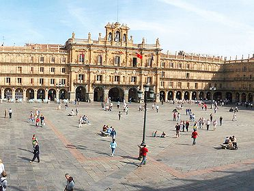 Ciudades en 48 horas - Salamanca
