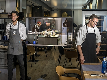 Restaurante 'Trasto': cocina de autor en Valladolid