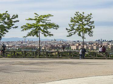 Parques de Madrid para disfrutar del aire libre