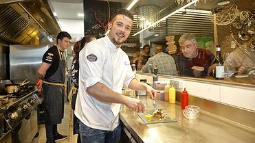 Restaurante 'Raíces' del chef Carlos Maldonado