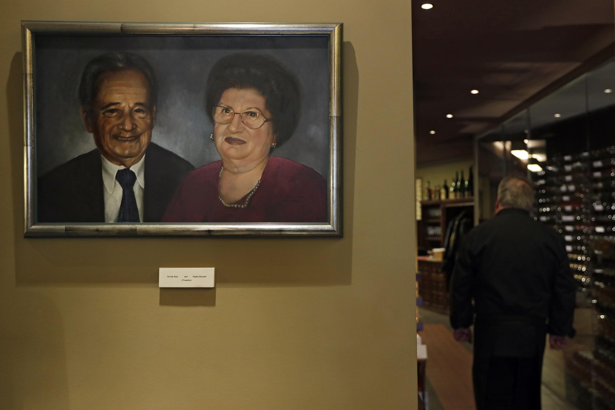 Nicolás Ruiz y Pepiza Elizondo
