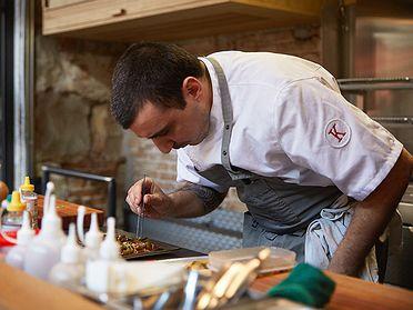 Restaurante 'Direkte Boqueria' (Barcelona)