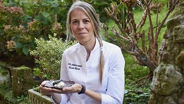 Zuriñe García ('Andra Mari', Bizkaia): sus restaurantes favoritos