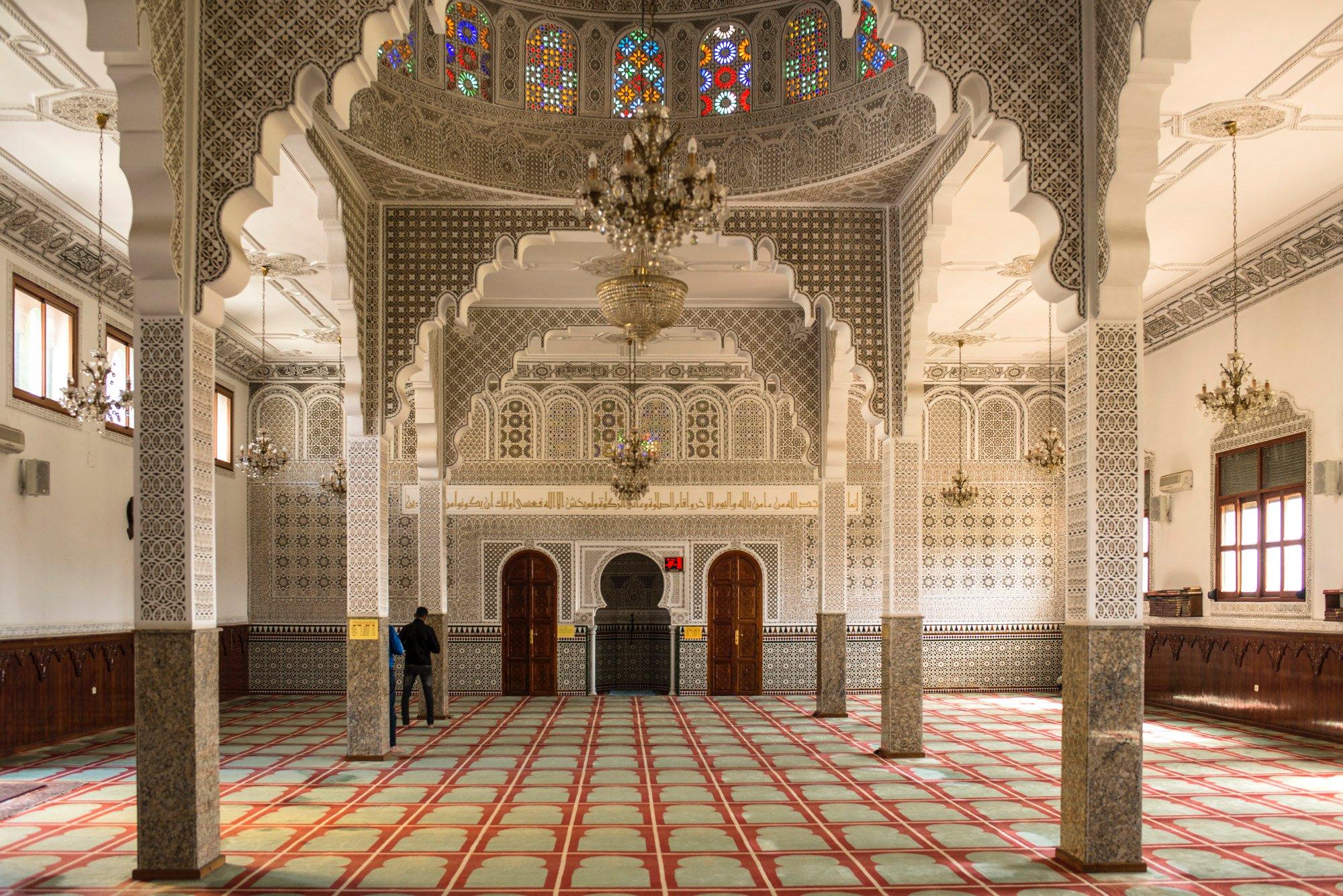 Ceuta: el 'haram' de la mezquita de Sidi Embarek (barrio de Los Rosales)