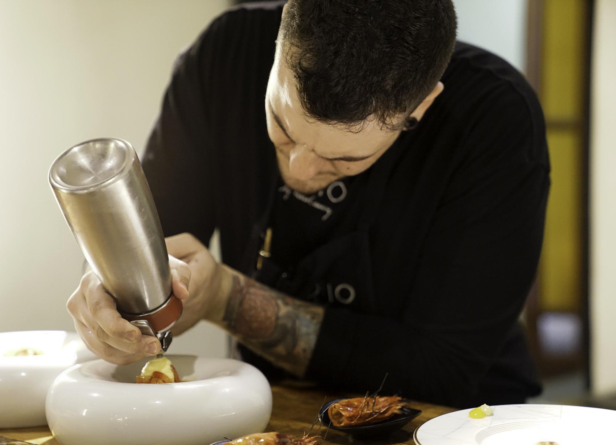 En 'Gofio' encontramos una propuesta culinaria que rompe tópicos y revela imaginación.