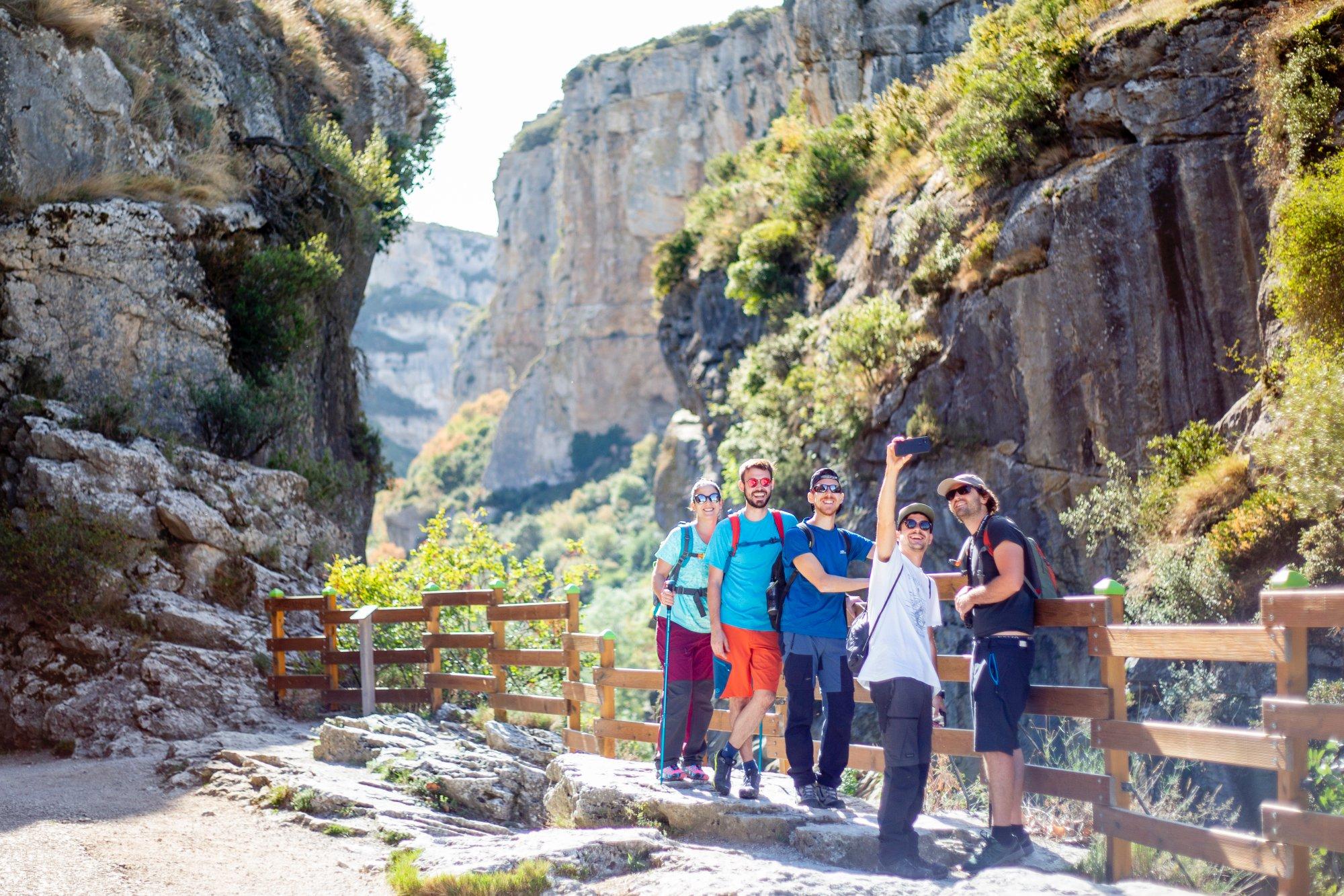 Ruta Por Las Foces De Lumbier Y Arbayún Navarra Guía Repsol