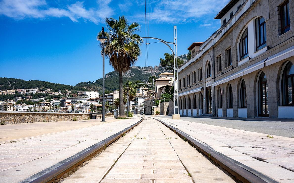 Mallorca vacía: Puerto Sóller