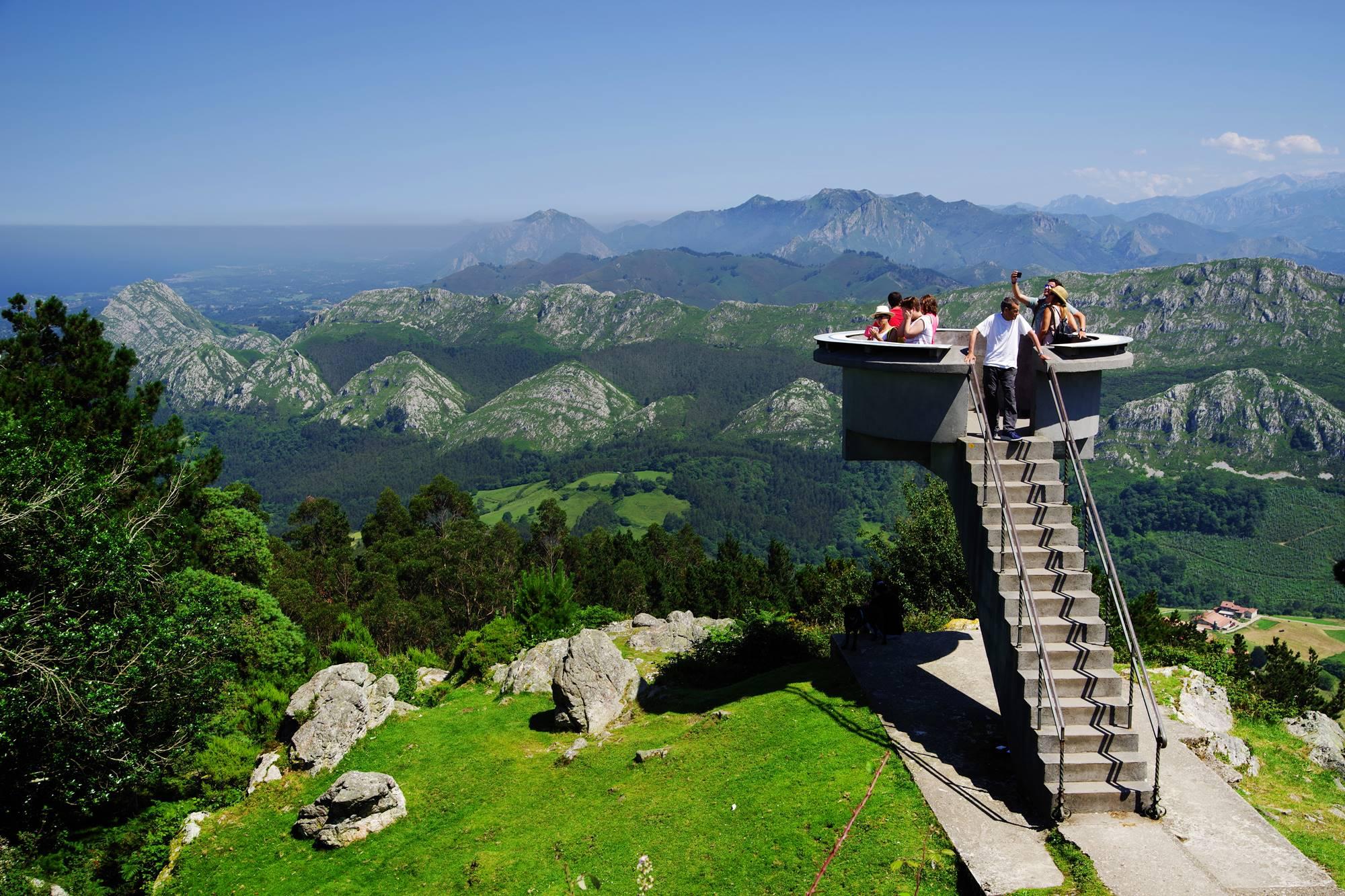 Miradores De Los Picos De Europa 7 Rutas Guía Repsol