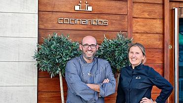 Restaurante 'Cocinandos' de Yolanda León y Juanjo Pérez (León)