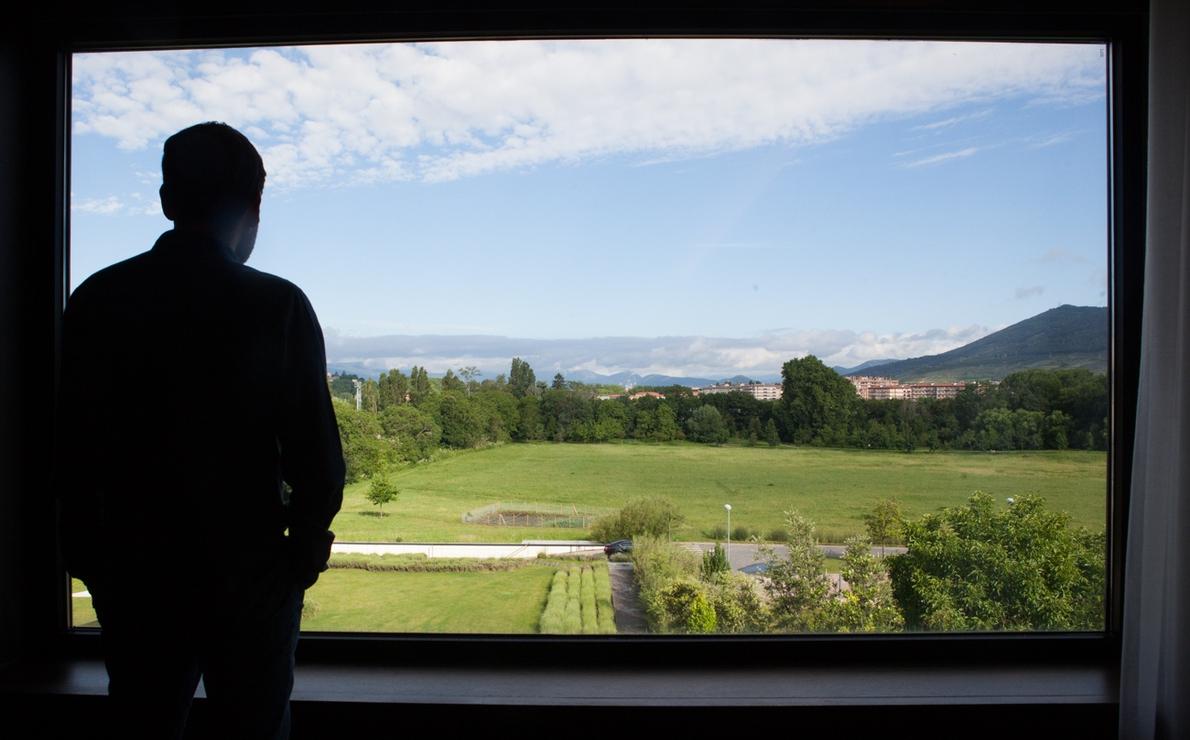 Galería hoteles con vistas. Alma.
