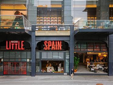 Una pequeña España se abre a mordiscos en la Gran Manzana
