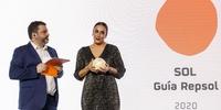 Gala Soles Guía Repsol 2020. Presentadores.