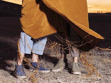 Para todo trote: cuando la deportiva se fusiona con el zapato