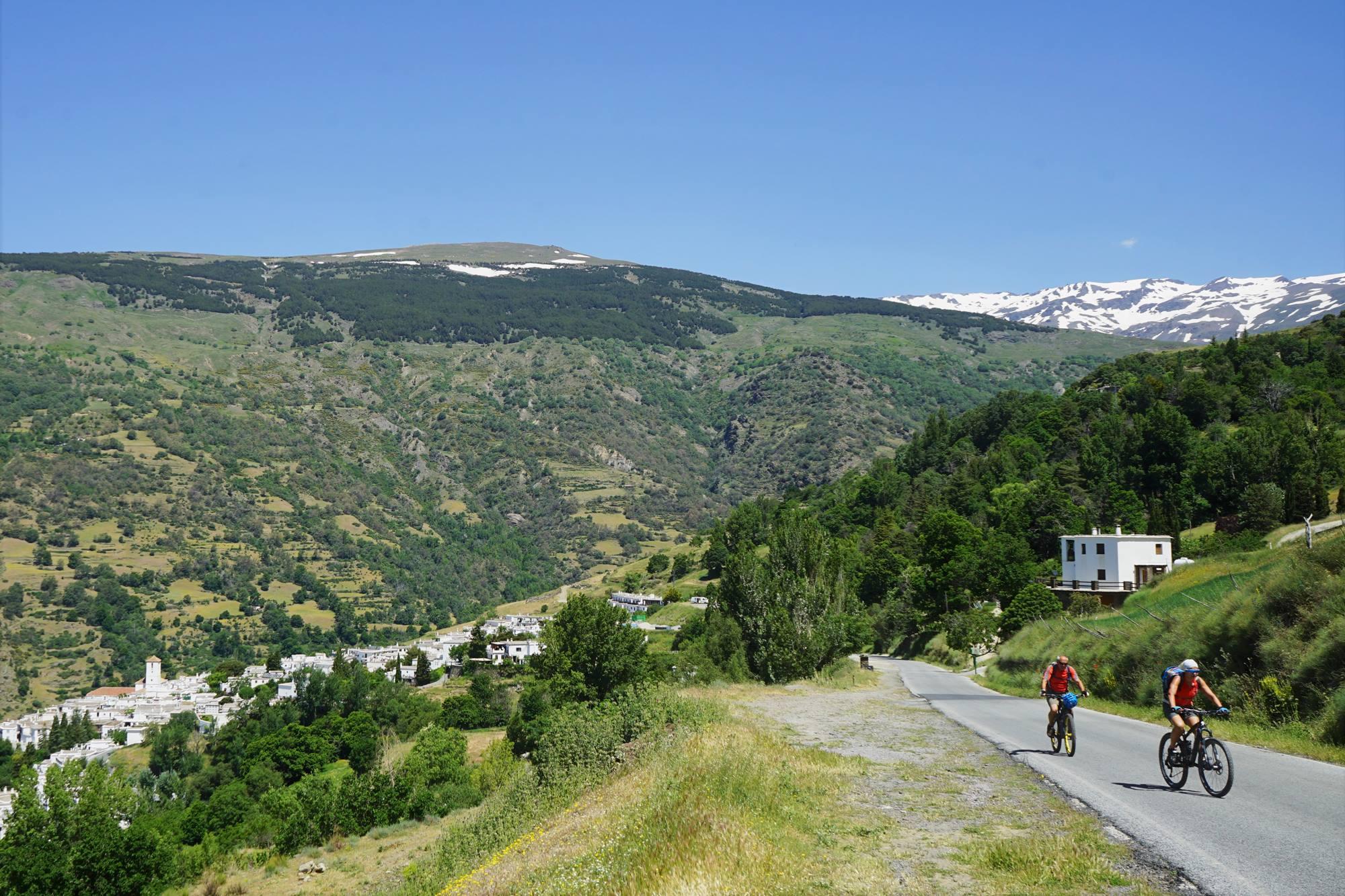 Pueblos blancos Alpujarra
