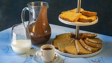 Recetas para meriendas con chocolate