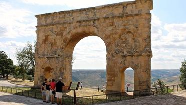 Ruta por la Soria romana: visita los yacimientos romanos